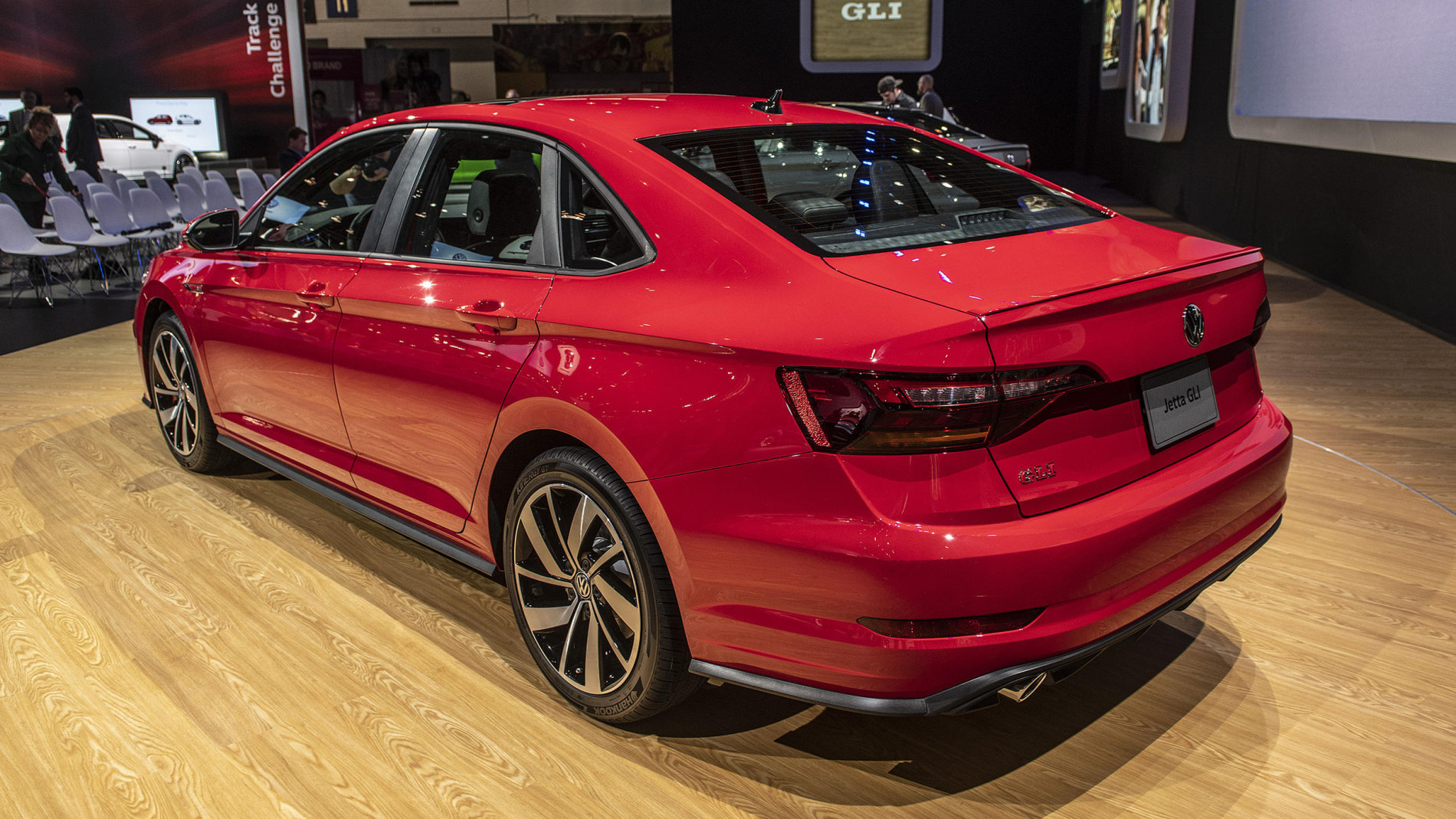 VW Jetta GLI - Poze Reale - VW Jetta GLI - Poze Reale