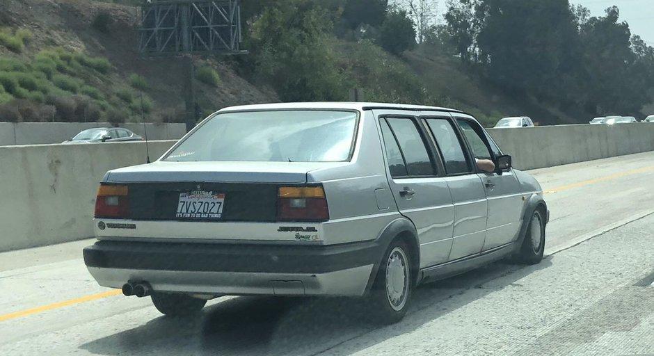 VW Jetta limuzina