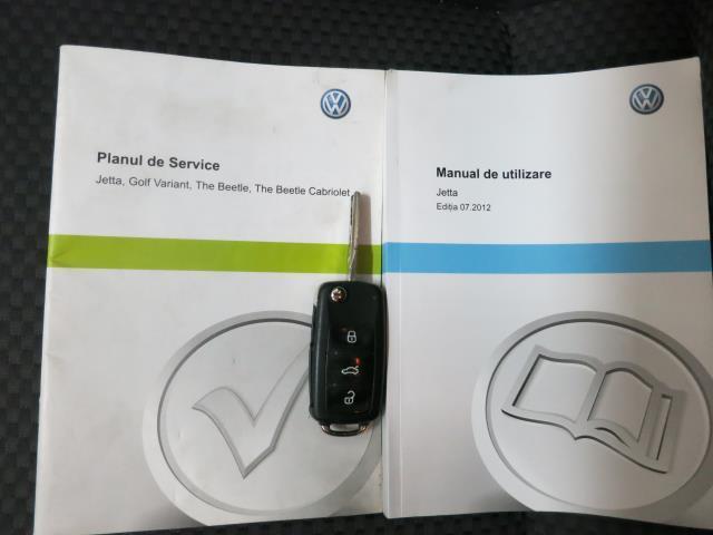 VW Jetta TL 1.6 TDI 105 CP 2012