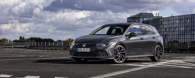 VW lanseaza masina asteptata de fanii TDI. Cat costa in Romania noul Golf 8 GTD
