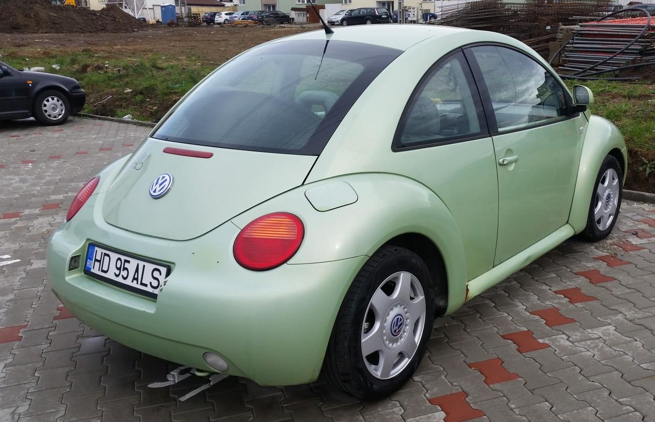 VW New Beetle 1.9 TDI 1999