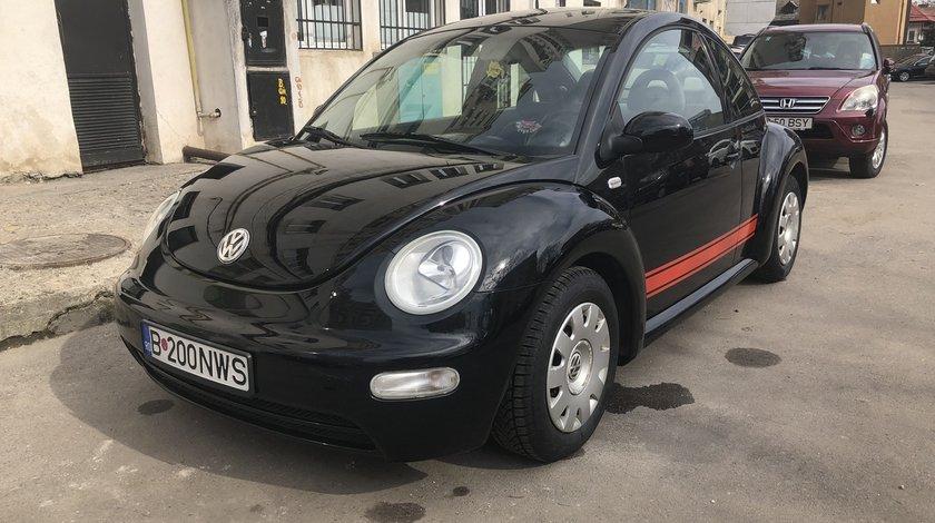 VW New Beetle 1.9 TDI 2002