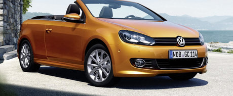 VW nu are de gand sa renunte la actualul Golf Cabrio. Ba din contra