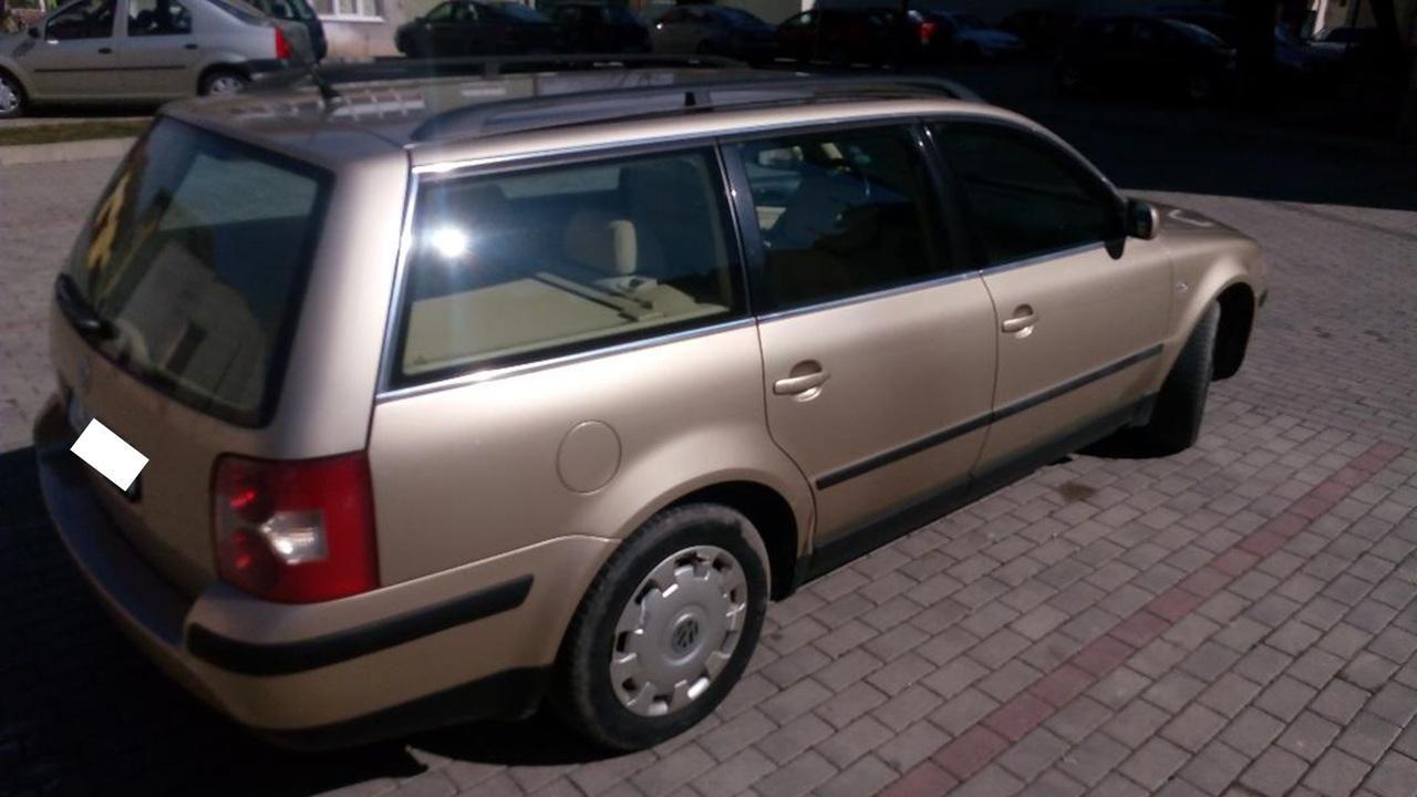 VW Passat 1.6 2002