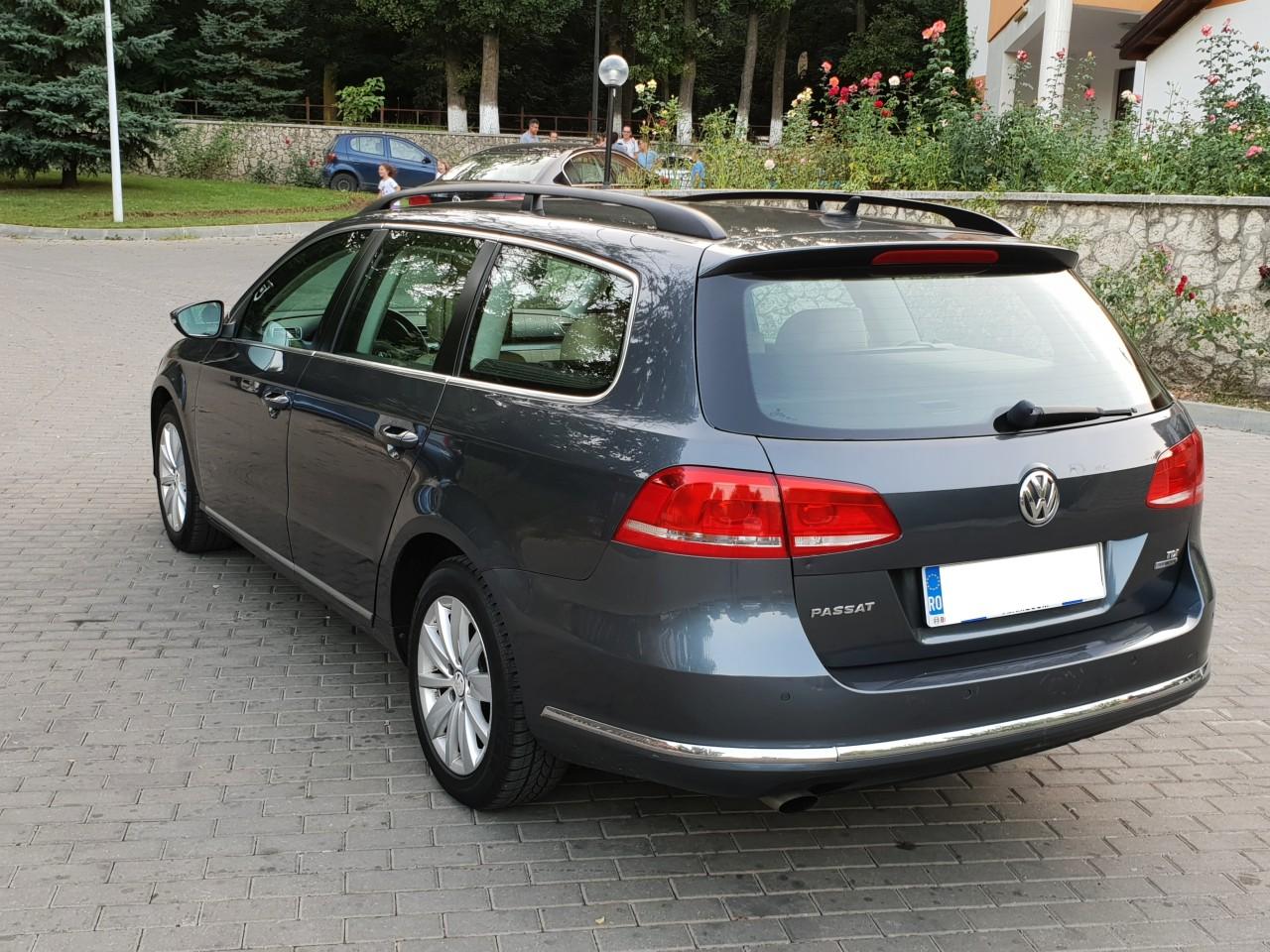 VW Passat 1.6 BlueMotion 2011