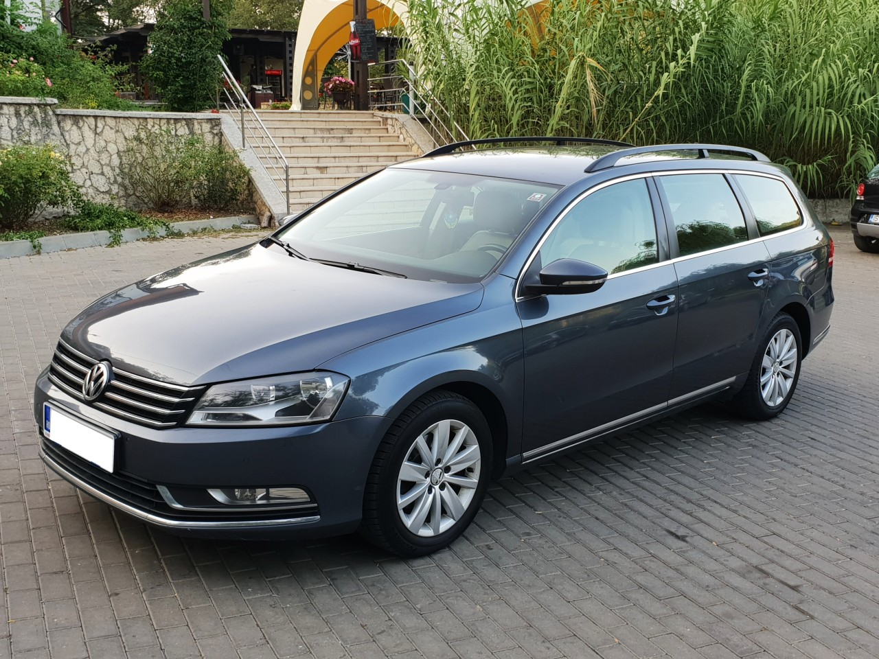 VW Passat 1.6 BlueMotion 2011