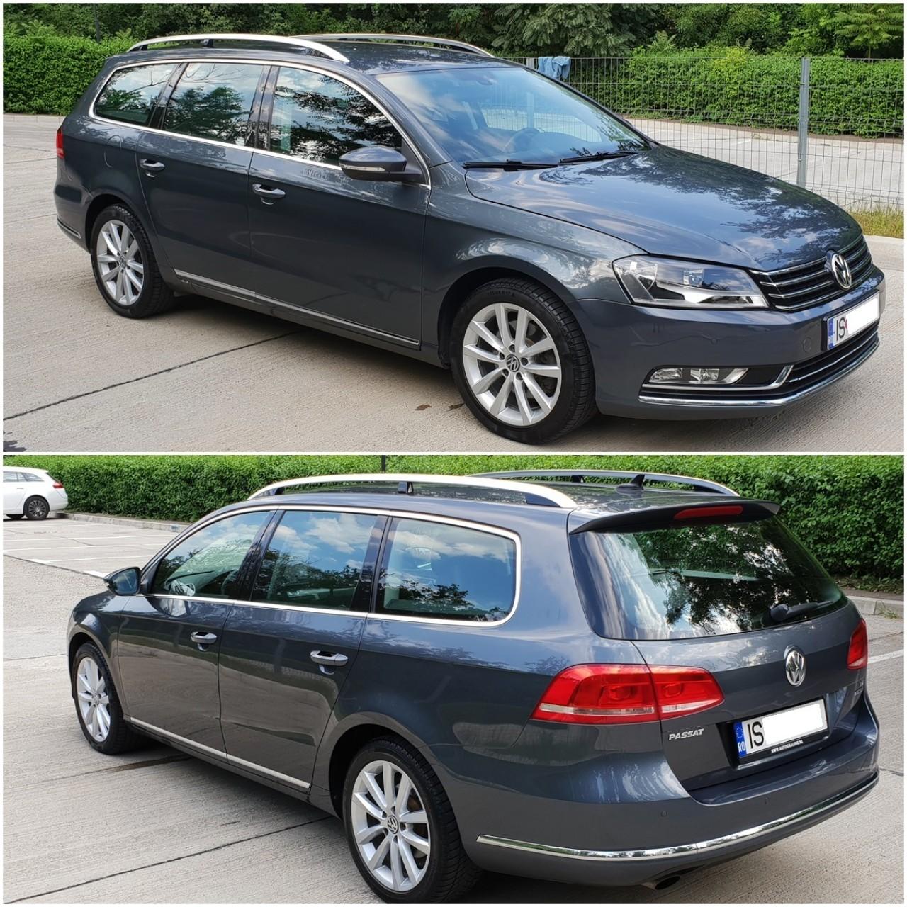 VW Passat 1.6 Bluemotions 2011