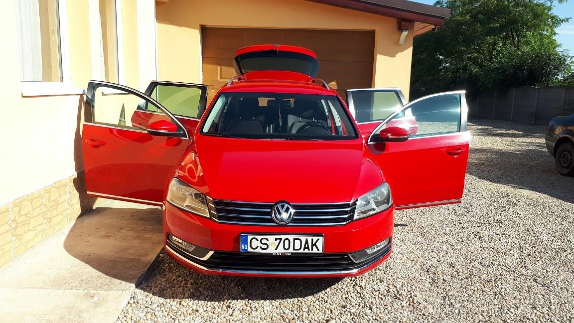 VW Passat 1.6 TDI 2011