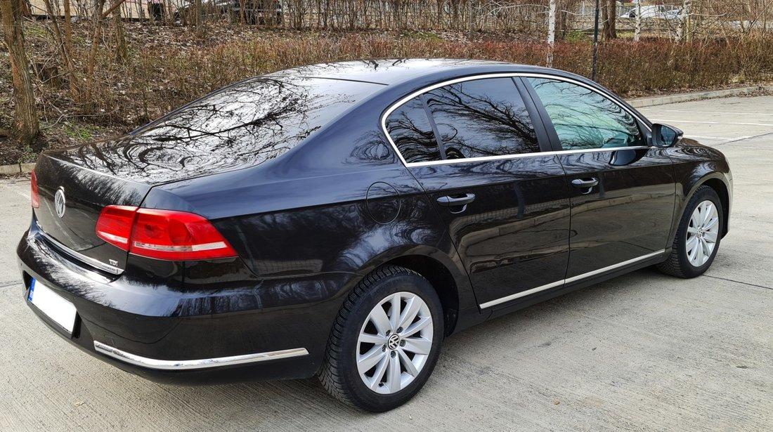 VW Passat 1,6 TDI an fab. 2011