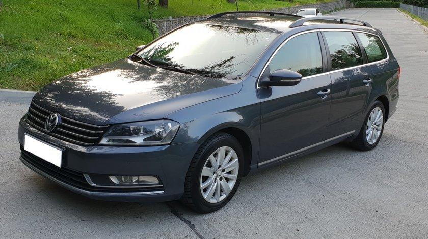 VW Passat 1,6 TDI full options an fab. 2011