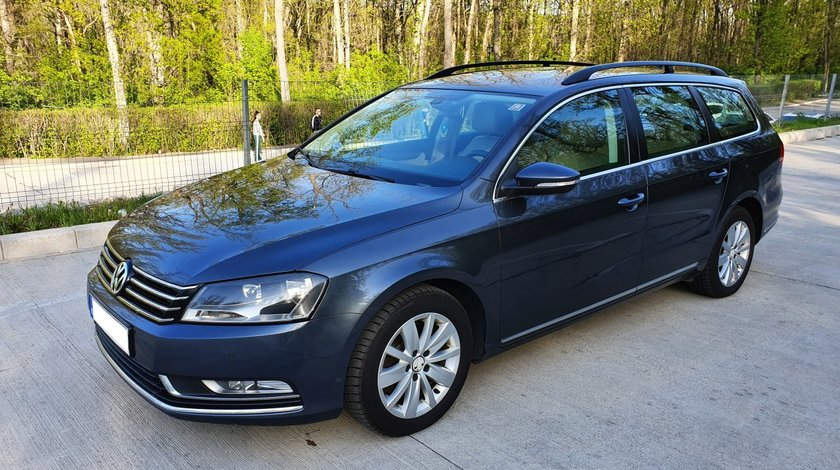 VW Passat 1,6 TDI full options an fab. 2011