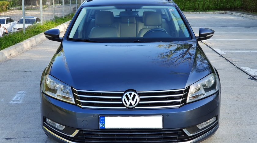 VW Passat 1,6 TDI full options ,fab. 2011