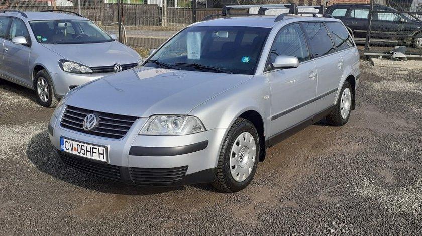 VW Passat 1.6i 2002