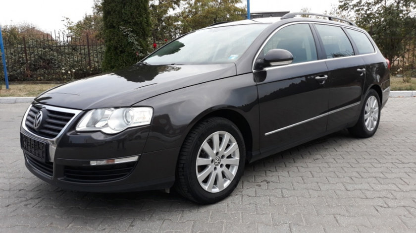VW Passat 1.6Tdi 105Cp.Euro5.Klimatronic.Navigatie. 2010