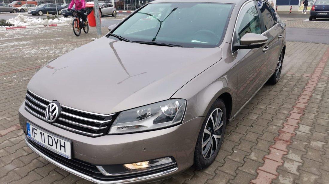 VW Passat 1.8 TSI 2011