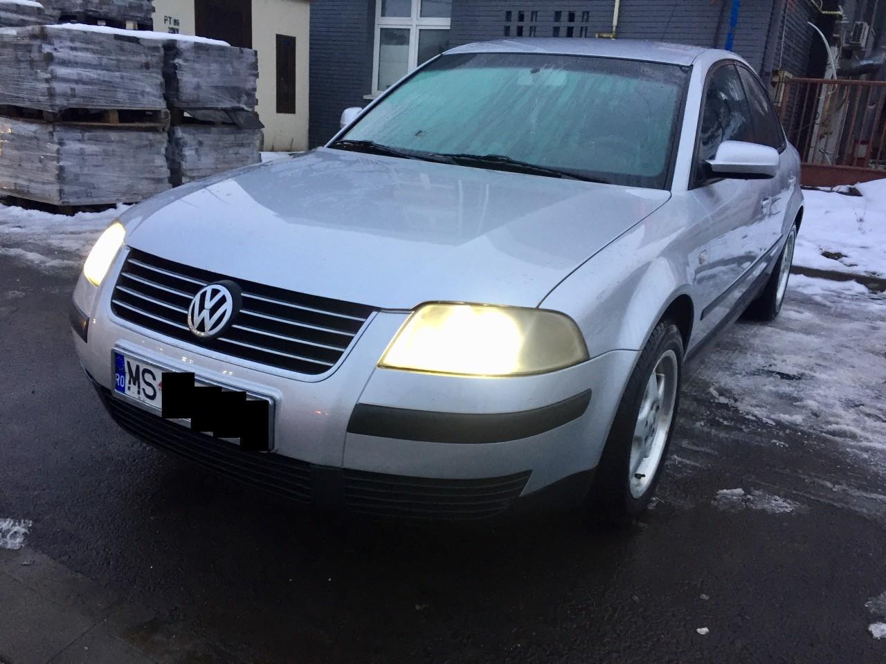 VW Passat 1.9 2001