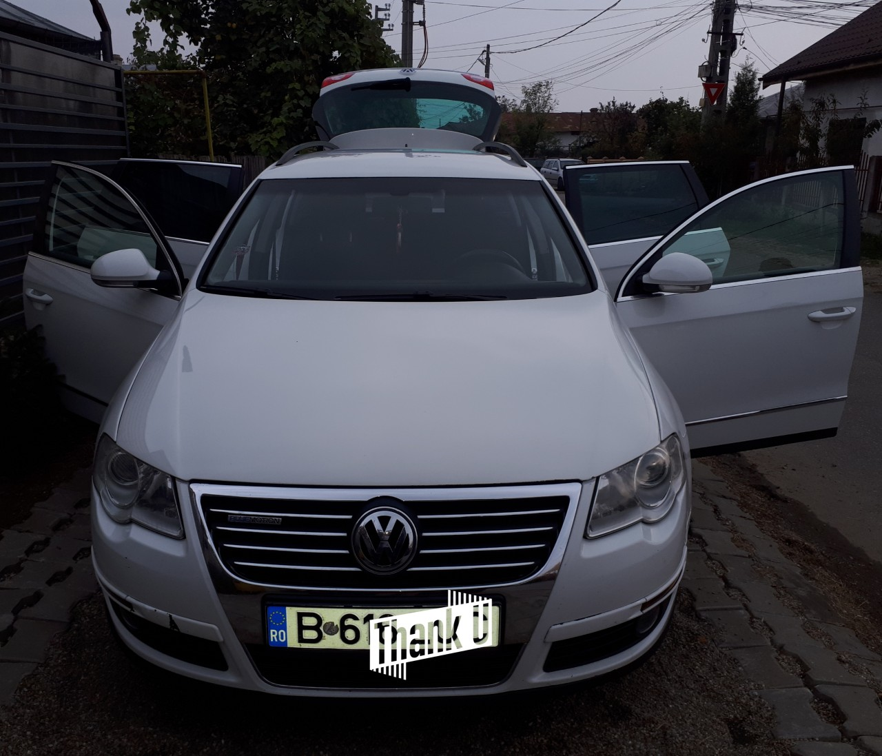 VW Passat 1.9 D 2009