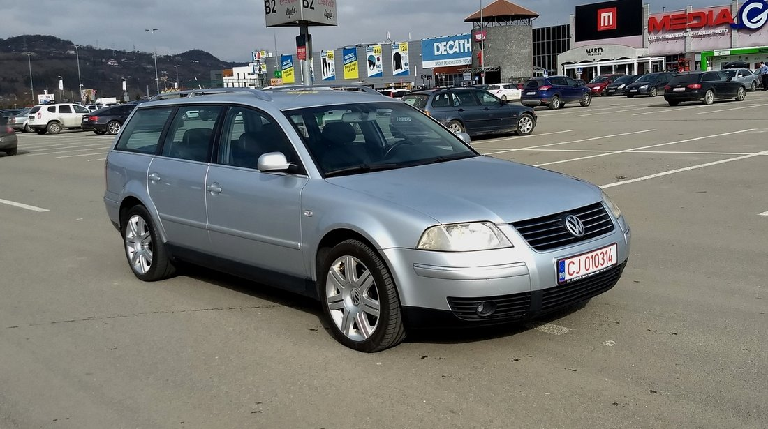 VW Passat 1.9 TDI - 131CP Highline 2003