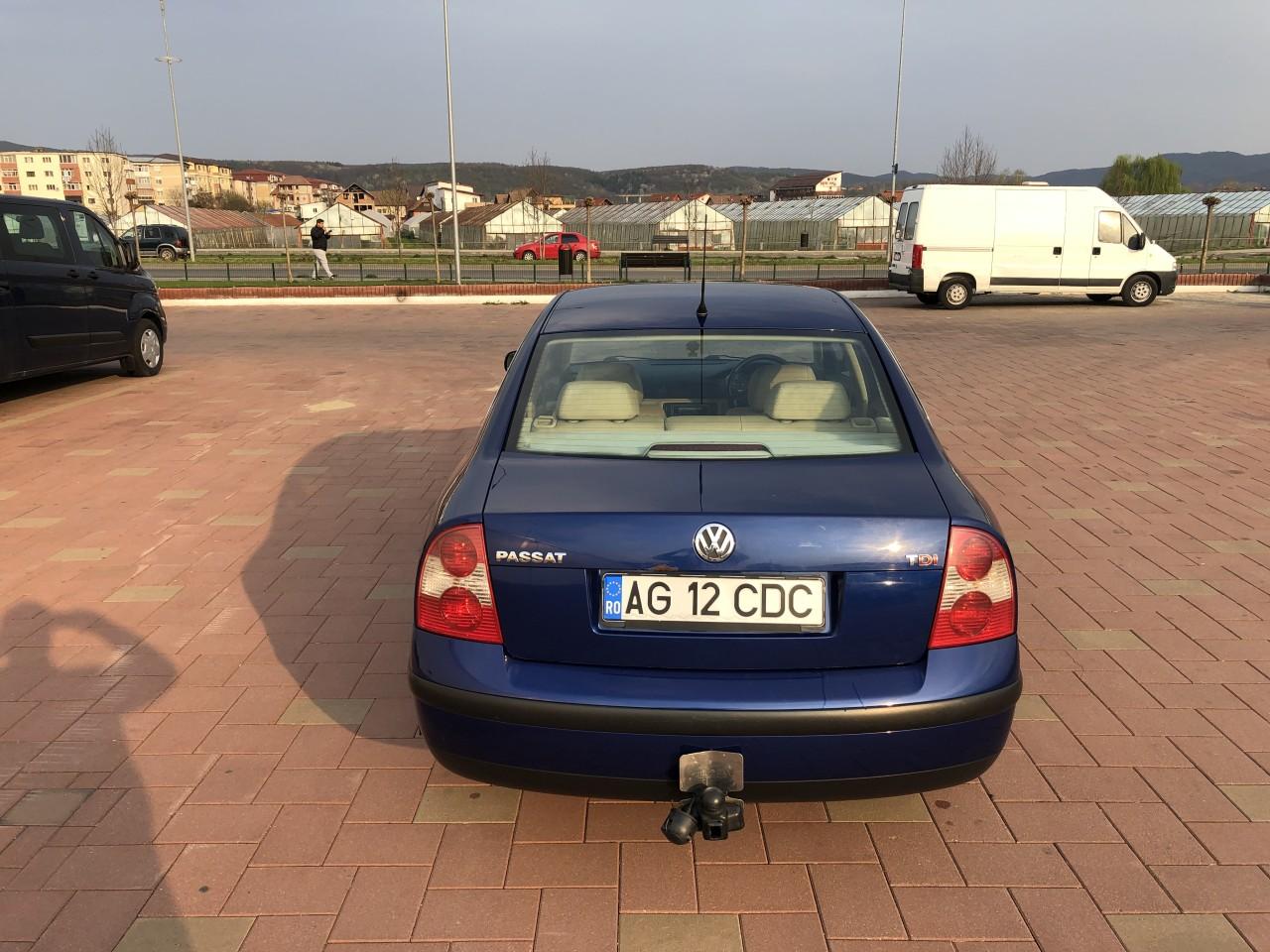 VW Passat 1.9 TDI 2002