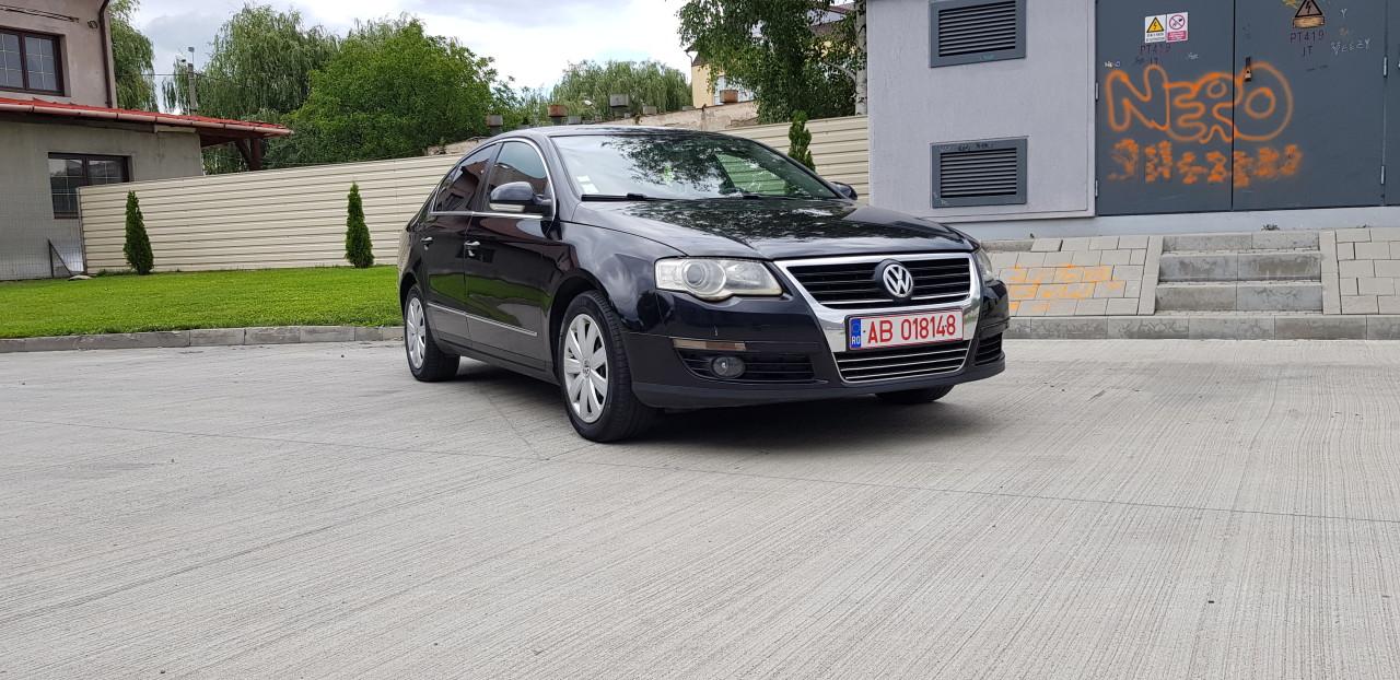 VW Passat 1.9 TDI 2006
