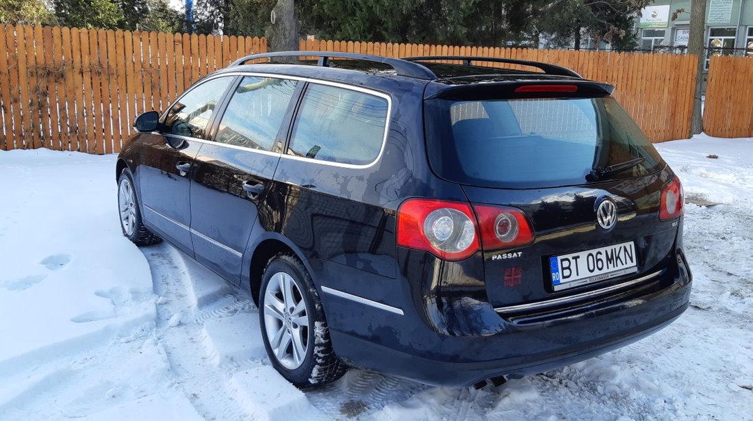 VW Passat 1.9 TDI 2007