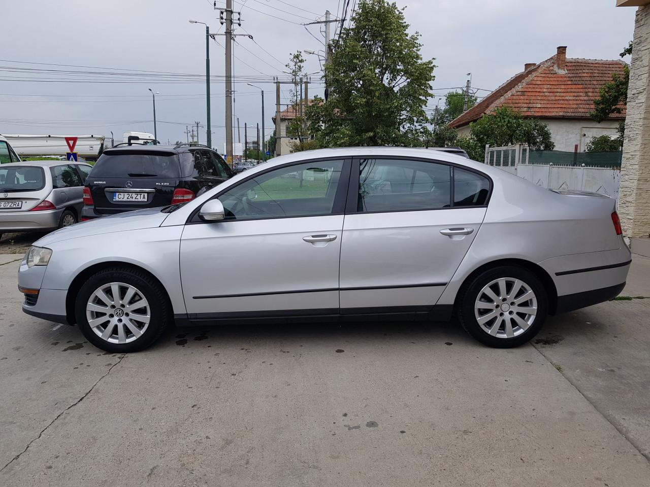 VW Passat 1.9 TDI DUBLU-CLIMATRONIC 2006