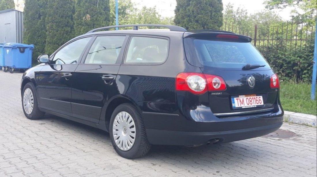 VW Passat 1.9Tdi 105Cp.Euro4.Klimatronic. 2007