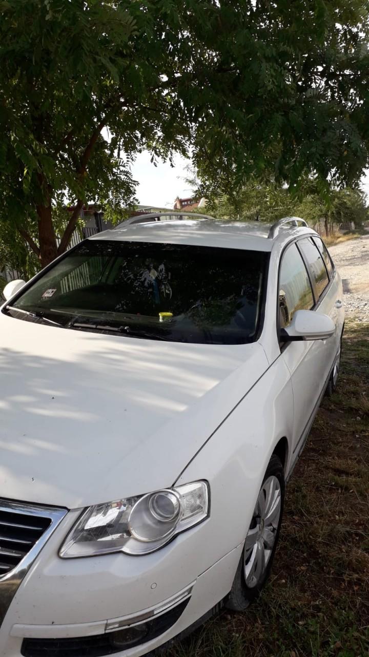 VW Passat 1,9tdi 2008