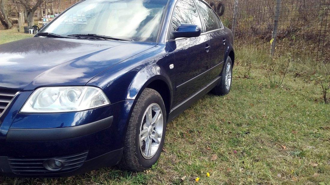 VW Passat 1800-BENZINA,turbo-climatronic 2002
