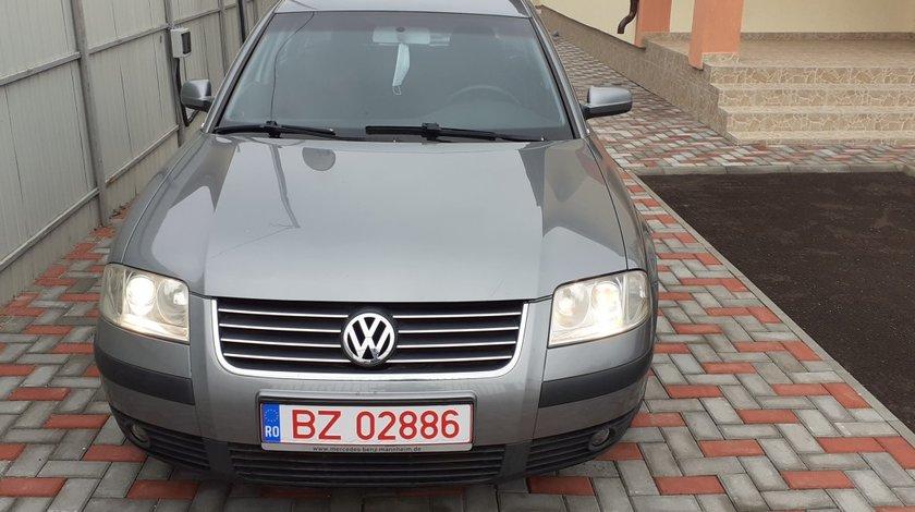 VW Passat 181cp 2002