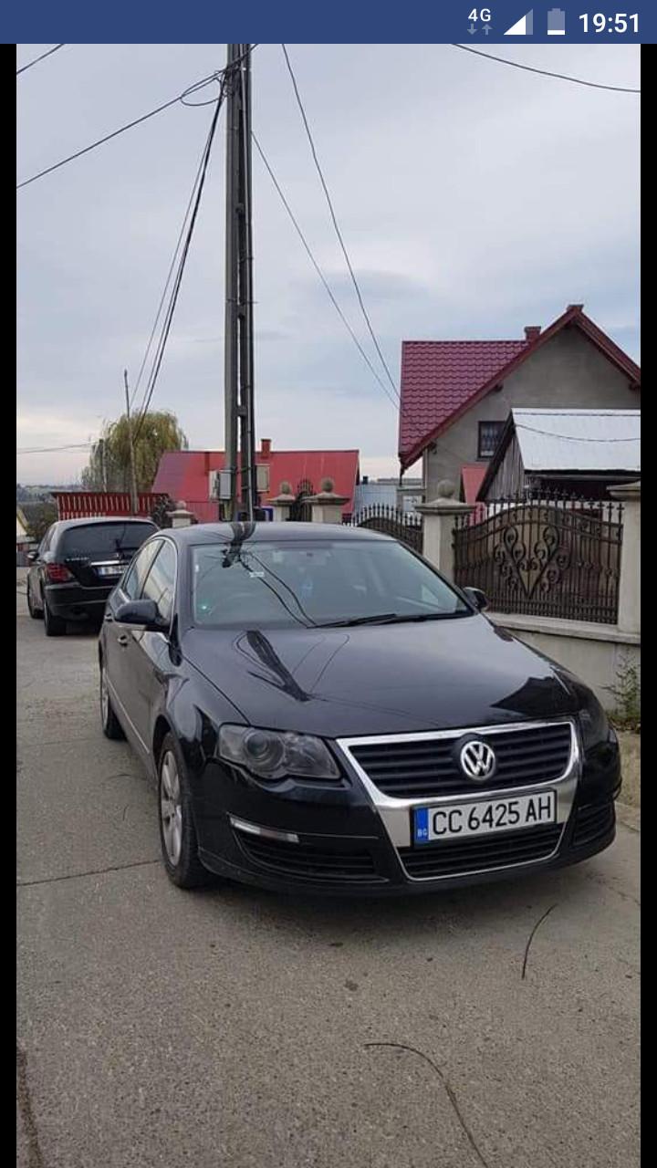 VW Passat 1900 2007