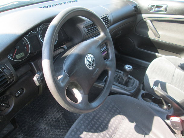 VW Passat 2.0 2003