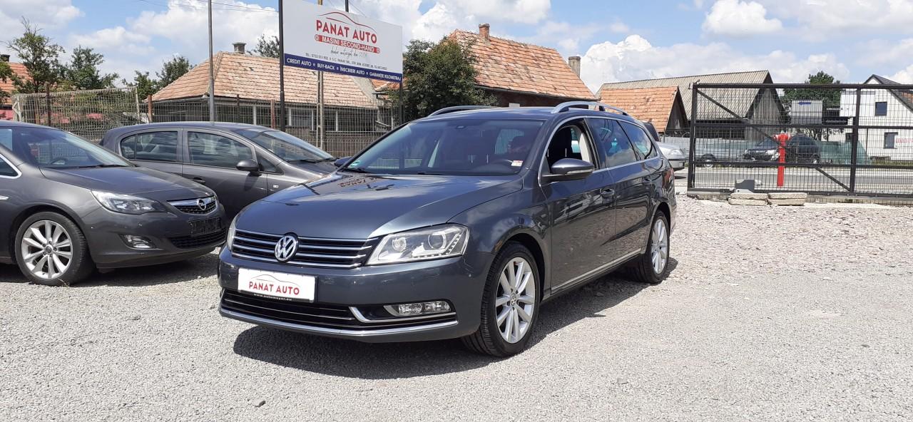 VW Passat 2.0 2012