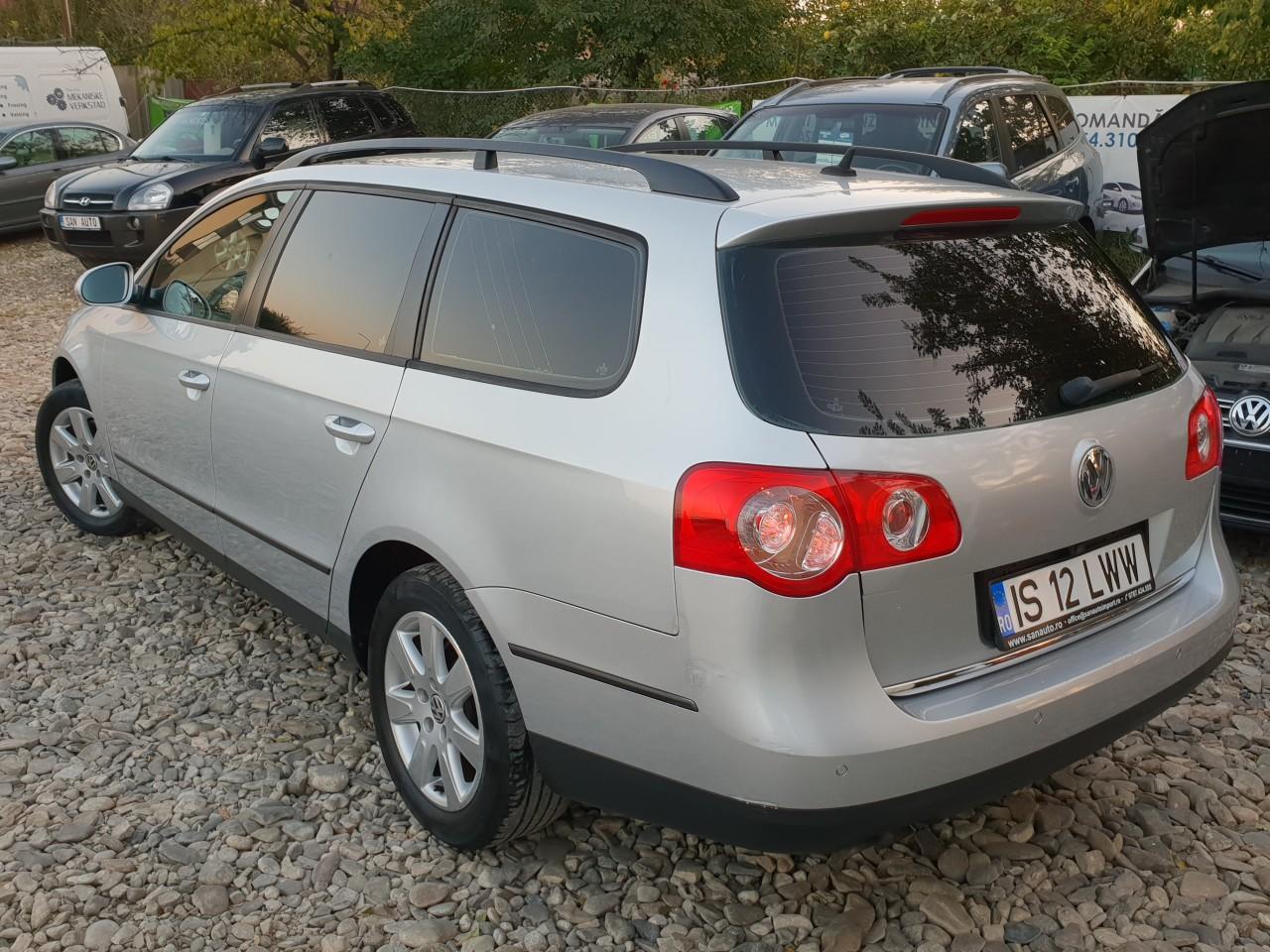 VW Passat 2.0 TDI 2006