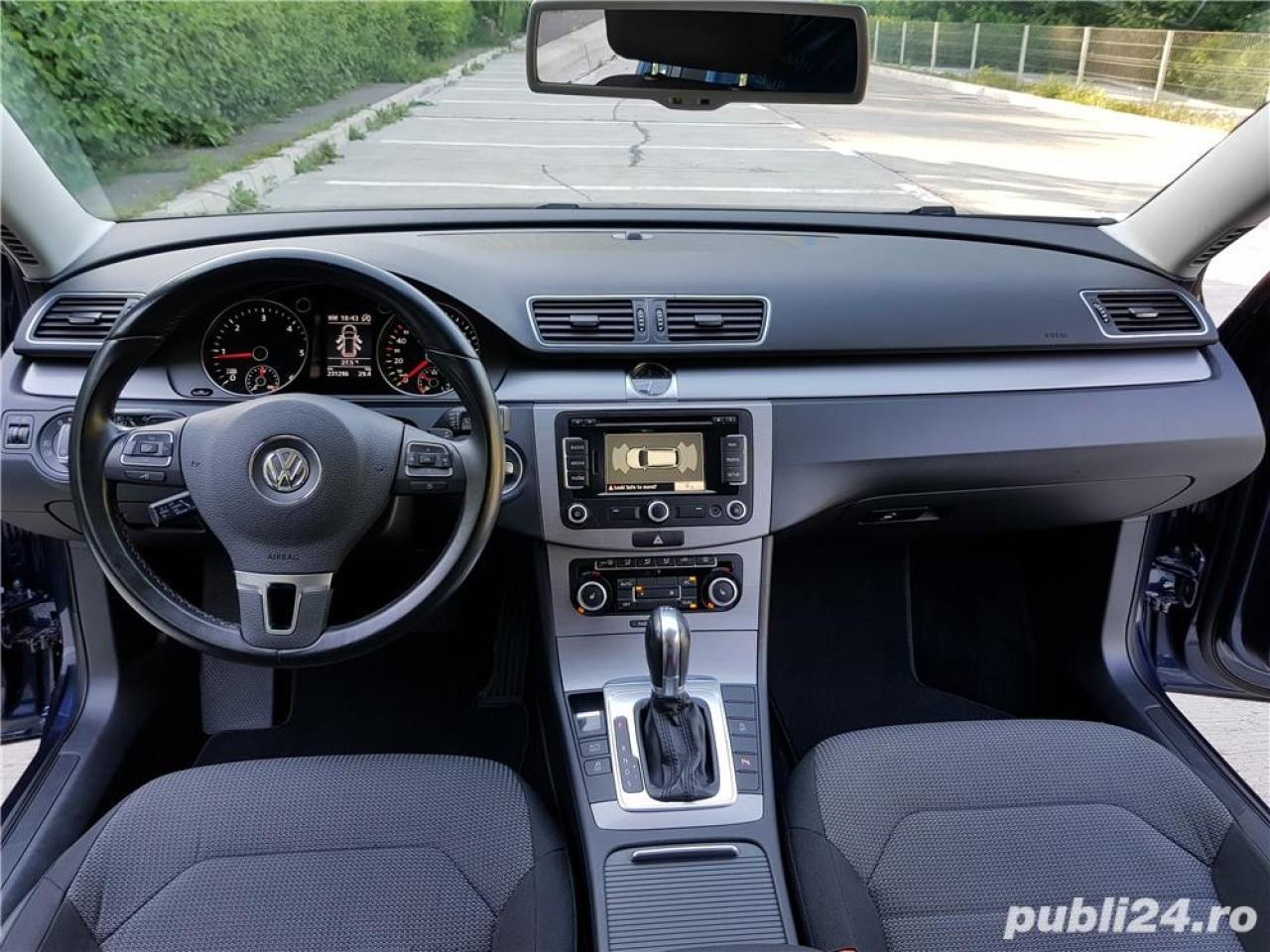 VW Passat 2.0 TDI 2012