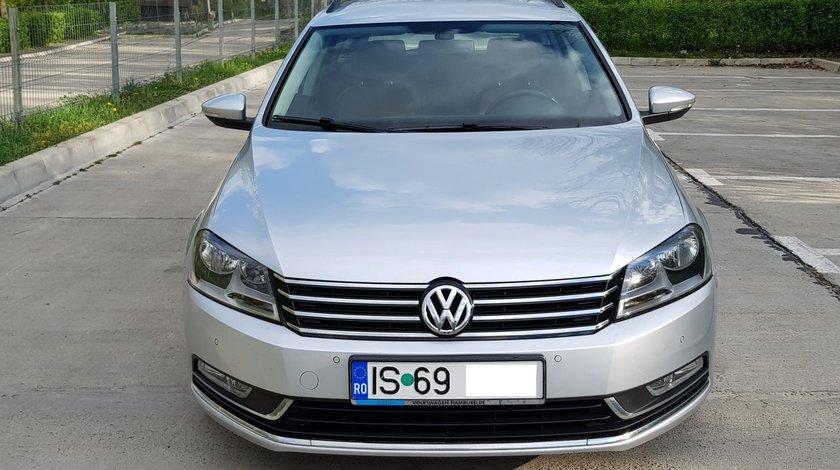 VW Passat 2.0 TDI 2013