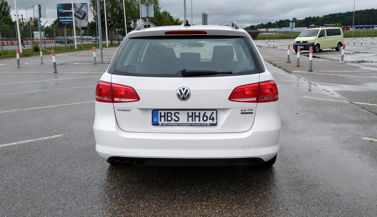 VW Passat 2.0 TDI 2014