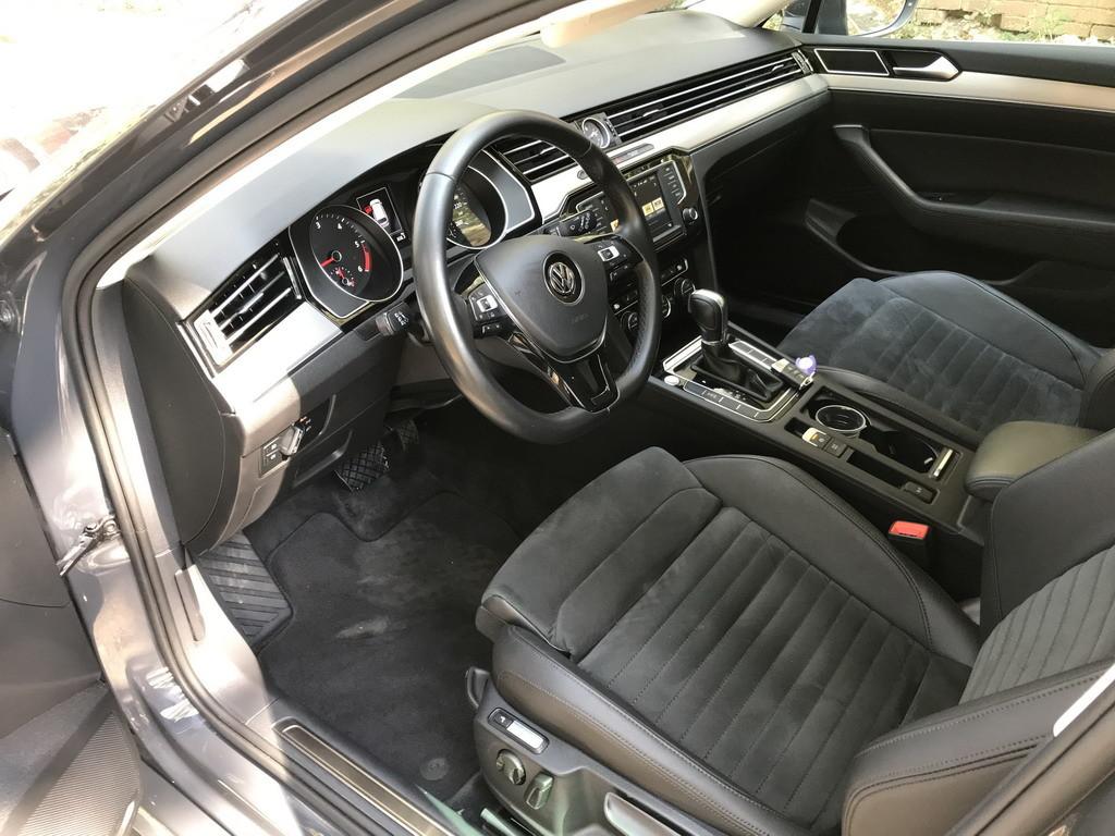 VW Passat 2.0 TDI 2017