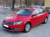 VW Passat 2.0 TDI Bluemotion 2012