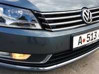 VW Passat 2.0 TDI BlueMotion Technology 2011