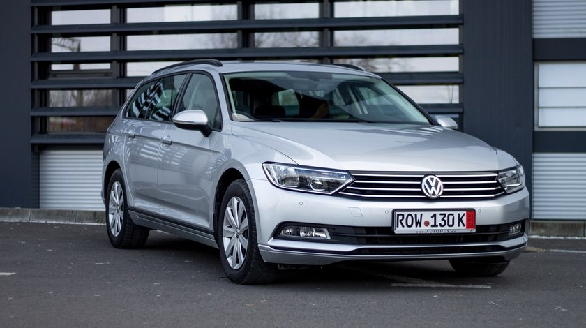 VW Passat 2.0 TDI Dsg noul model 2015