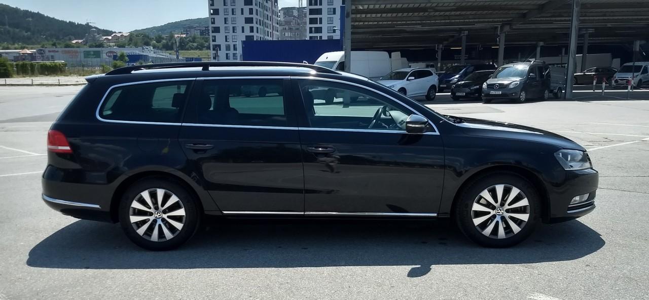 VW Passat 2.0 TDI Euro 5 BMT 2012