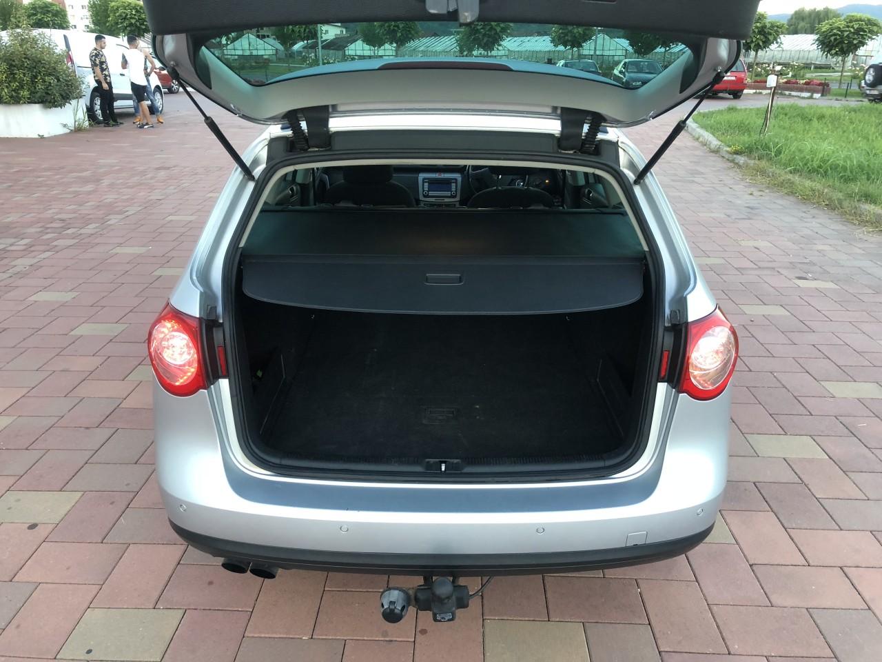 VW Passat 2.0 TFSI 2007