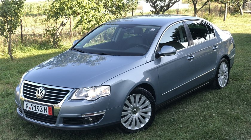 VW Passat 2,0tdi 2010