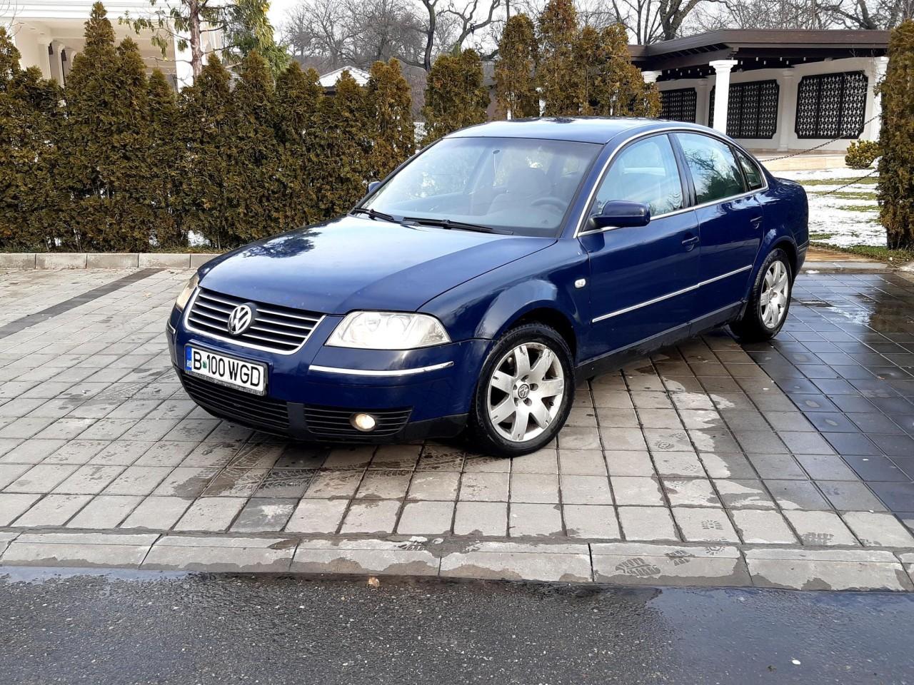 VW Passat 2.5 TDI 2004