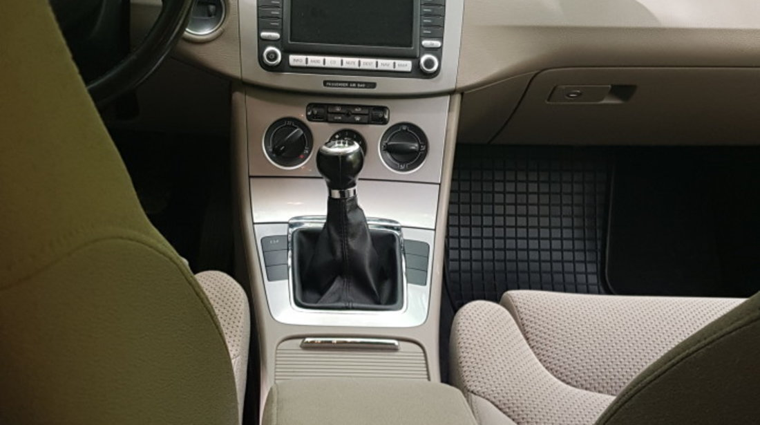 VW Passat 200tdi 2007