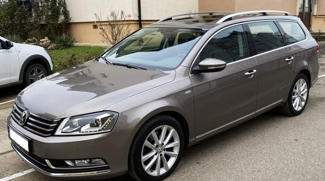 VW Passat 4motion (4x4) 2.0 TDI full options fab. 2011