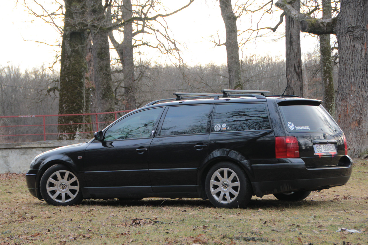 VW Passat afn 1997