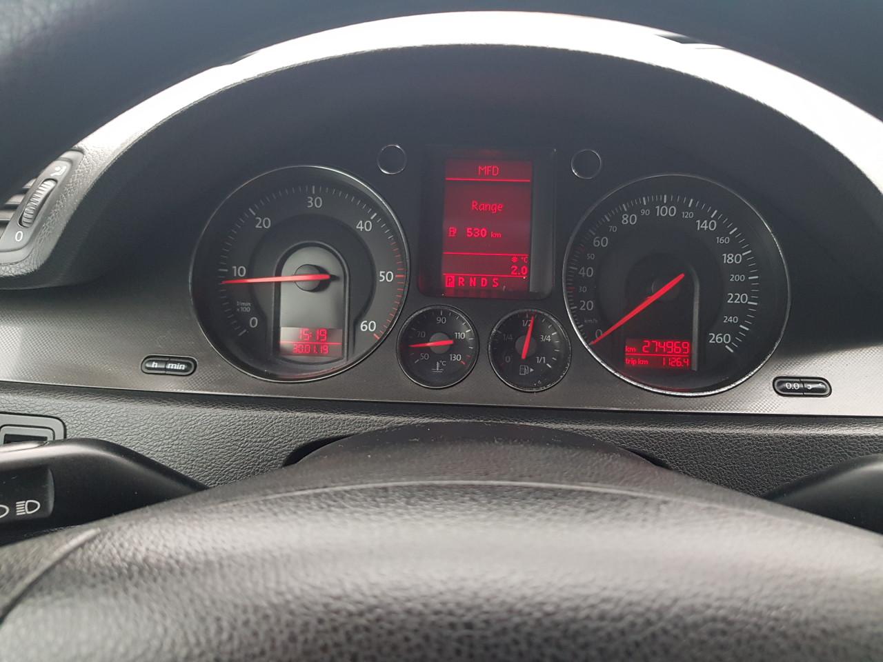 VW Passat AUTOMAT 2006