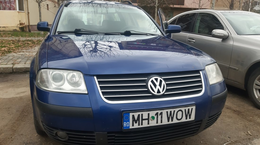 VW Passat AWX 2001